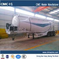 tri-axle 60 Meteric tons cement bulk carrier sales in Pakistan Manufactures