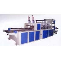 Four Lines Automatic Bag Making Machine Computer Control Manufactures