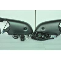 360 Degree Car Camera System With Four channel Video Recording For BMW X1 Manufactures