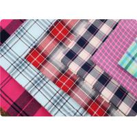 Plaid Home Textile Corduroy Cloth Yarn Dyed Cotton Fabric 300-320GSM Manufactures