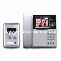 Video Door Phone for Villa With Telephone Function (SIPO-008A-836) Manufactures