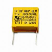 Metalized Polypropylene Film Capacitor with High Frequency, Suitable for High Current Manufactures