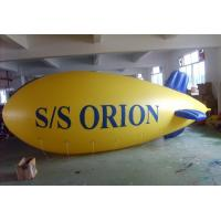 advertising inflatable giant flying blimp for sale Manufactures