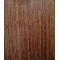 Visual 3D 45GSM Wood Grain Foil Paper Fire Resistance Degradable For Chest Drawers Manufactures