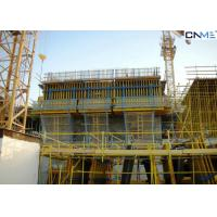 Construction Climbing Scaffolding System With Adjustable Brace Simple Operation  Manufactures