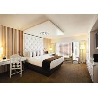 American Style Hotel Bedroom Furniture Sets / Five Star Hotel Furniture Manufactures