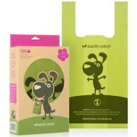 Quality Colored Pet Waste Eco Green Friendly Oxo - Biodegradable PLA Plastic Bags for sale