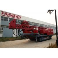TDR - 50 Top Drive Oil Rig Equipment For Shallow Oil , Gas Depths To 1200m Manufactures
