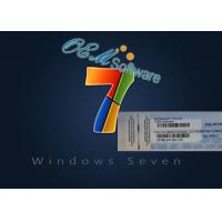 Security Windows 7 Professional 64 Bit Oem Key Sealed Pack No Area Limited Manufactures