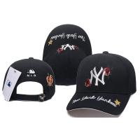 In stock baseball cap ny caps male and female caps peaked cap 19 styles Manufactures
