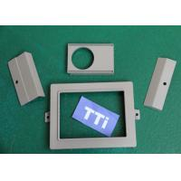 High Precision Injection Molding Parts / Electronic Enclosures Plastic Injection Parts Manufactures