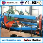 Adopting big bearing stranding and twisting usage planetary cabling machine Manufactures