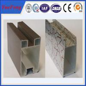 Popular!!Powder coating aluminium profiles,powder coating plant used on doors and window Manufactures