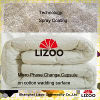 Chinese developed Temperature Regulating  cotton quilt for winter and spring 26 to  30 centigrade