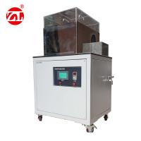 China Dynamic Waterproof Leather Testing Machine For Finished Leather Shoes EN ISO 20344 on sale