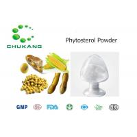 Phytosterol Plant Extract White Powder CAS 83 46 5 Organic Herbal Powder Manufactures