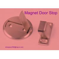 Zinc Alloy Door Stopper / Door Closer / Door Catcher With Magnetic Zinc Material Manufactures