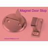 Buy cheap Zinc Alloy Door Stopper / Door Closer / Door Catcher With Magnetic Zinc Material from wholesalers