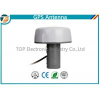 IP67 Waterproof High Gain GPS Antenna ,  External Marine GPS  Antenna Manufactures
