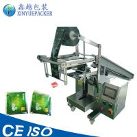 China Automatic Tea Bag Packaging Machine , Triangle Packaging Machinery 30-60 Bags/min on sale