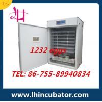 Automatic incubator 1232 eggs LH-9 Manufactures