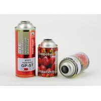 Aerosol Packing Snow Spray Cans Air Freshener / Car Spray Paint Cans Manufactures