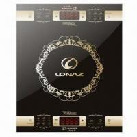Double Controlled Induction Cooker, Plate Measures 340x280mm, Energy-saving Manufactures
