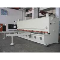 China CNC Hydraulic Shearing Machine Moving Table Sheet Metal Guillotine Shearing Machine on sale