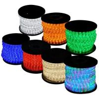 3 wire flat led light swimming pool rope light Manufactures