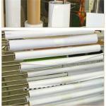 Waterproof Matte Adhesive PP Paper Manufactures