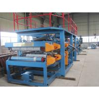 1250mm Width EPS Sandwich Panel Roll Forming Machine 28Kw for Warehouse​ Manufactures