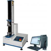 Optional Capacity Compression Testing Machine 0.5 To 500mm / Min With Usa Sensor Manufactures