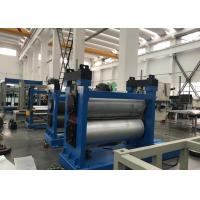 China PPGI Coils Orange skin Metal sheets Embossing machine width 1200mm Brick pattern on sale