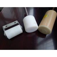 Water Free Sidewall Belt Roller UHMW-PE Plastic For Fertilizer Industrial Manufactures