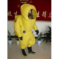 EC Approved Heavy Type Chemical Protective Suit Manufactures