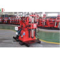 China Light Weight Water Well Drilling Rig Machine , Core Drilling Equipment on sale