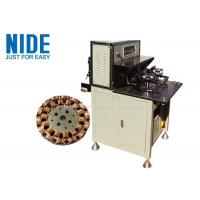 China PLC And Touch Screen Control Automatic Ceiling Fan Stator Winding Machine on sale