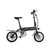 Light 36V 7.8ah Lithium Battery 14 inch two wheel electric bicycle 14inch Foldable Electric Scooter Manufactures
