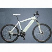 China 36V at 7.8Ah LG Li-ion Cell Sports E-Bikes with 250W, 8-Fun Motor and 26-inch Wheels on sale