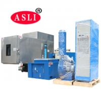 Temperature Humidity & Vibration Combined Test Environmental Chamber For Battery Manufactures