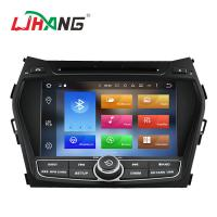 China Reversing Camera Hyundai Ix35 Dvd Player , Quad Core 8*3Ghz Multimedia Car Dvd Player on sale