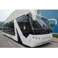 Large Capacity Low Carbon Alloy Aero Bus City Airport Shuttle equivalent to Cobus 2700 bus Manufactures