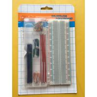 ROHS 830 Tie Points Breadboard And 70 Pcs Flexible Jumper Wire Kit Manufactures