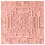Xpe / Pe Self Adhesive Wall Panels , Decorative 3D Wall Panel Adhesive Wallpaper Manufactures
