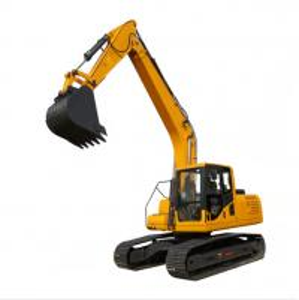 Hydraulic Road Builder Excavator , 22 Ton 23 Ton Crawler Mounted Excavator Manufactures