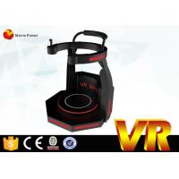 Gun Shooting VR Game Machine 9d VR Simulator For Standing VR Shooting Games Manufactures