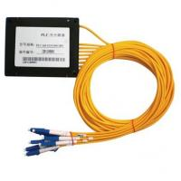 1310nm CATV Multimode Passive Optical Fiber Splitter PLC Meet GR-1221-CORE Manufactures