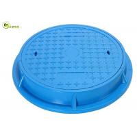 Drainage Systems BMC Manhole Cover Composite Cast Iron Trench Pit Well Covers Manufactures
