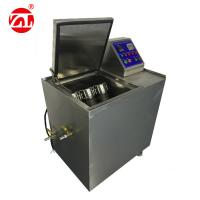 Washing Colour Fastness Textile Testing Machine All Stainless Steel Construction Manufactures