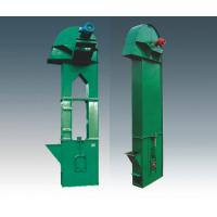 High Strength Polyester Nylon Centrifugal Bucket Elevator , Long Belt Conveyor Elevator Manufactures